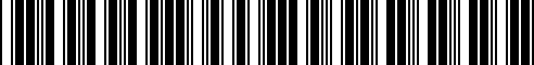 Barcode for 999MB-YX000